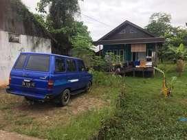 Rumah di Sungai Malang