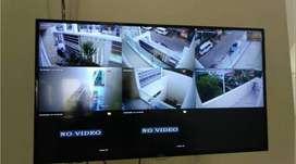 Pusat cctv termurah dijatim 2mp/1080p sangat jelas & tajam
