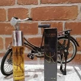 Parfume Yakhin Colection
