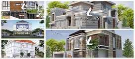 Jasa arsitek khusus rumah mewah di Tidore