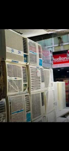 Window and portable AC 0.75 pona ton fresh stock