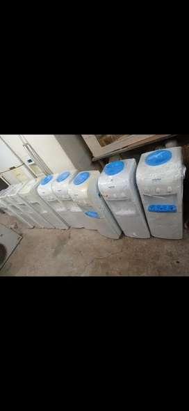 Voltas brand new big water dispenser inbuilt fridge in the bottom