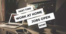 Side incomes from writing work part time