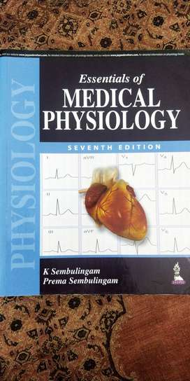 Essentials of Medical Physiology- seventh edition