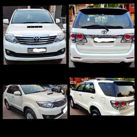 Toyota Fortuner 3.0 4x2 AT, 2014, Diesel