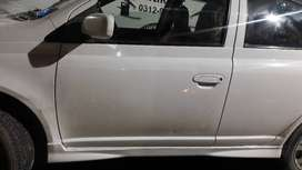 vitz  2003 FULL KIT  IN FIBER  AND WITHOUT PAINT  IN FOUR PARTS FR
