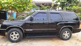 Jual Chevrolet Blazer dohc 2006