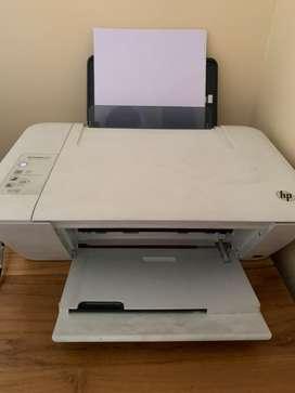 Hp printer - print,copy,scan