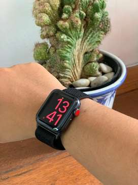 Apple watch/iwatch seri 3 38mm