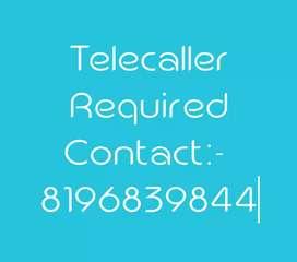 Urgently Telecaller Required In Zirakpur, Chandigarh, punchkula