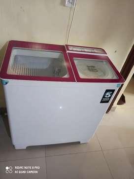 Godrej washing machine with moter warranty