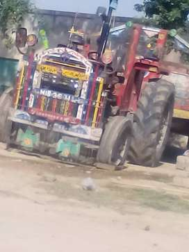 Want to sell tractor trolley MF-260