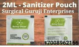 Travel Sanitizer
