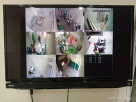 Tersedia Paket CCTV 2Mp TERMURAH