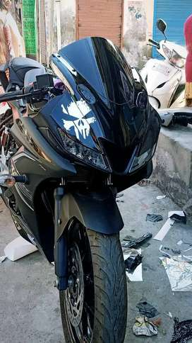 R15 v3 IN NEW CONDITION ONLY @150000