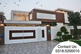 F-11 Sp/Gate Upper Portion 3Bed With Servent/Qutr Reasonable Rent