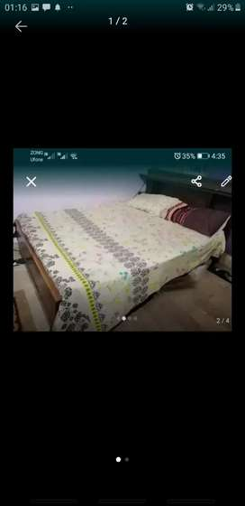 Only bed for sale without Mattress
