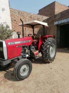 Tractor 375 new condition
