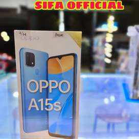 oppo a15 (opposifaofficial)