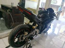 Cbr 250 cc thn 2018 ;bali dharma motor
