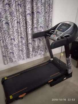 Treadmill Fully Electronic