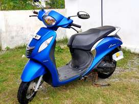 Single owner yamaha fascino for sale