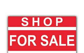 Shop for sale(ground floor)