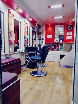 Salon Furniture & Assets