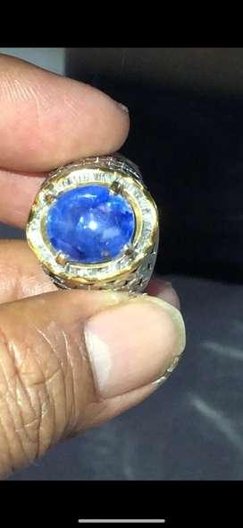 Blue safir selon srilangka