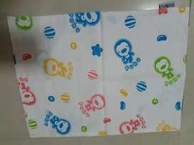 Puku Cotton Pillow Case (Sarung Bantal Bayi)