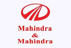 NEW JOB HIRING FOR MAHINDRA COMPANY