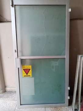 2 Doors for doctors / hospitals / clinics / offices with free chugats