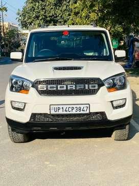 Mahindra Scorpio S6 Plus, 2015, Diesel