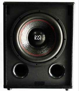 cub uk 12 inc dengan kualitas suara nendang banget