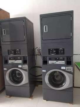 Stack washer dryer 10kg