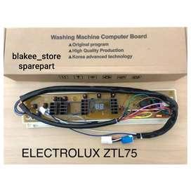 Modul pcb mesin cuci electrolux EWT704S EWT7042S EWT854
