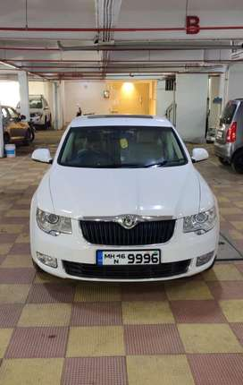Skoda Superb 2008-2013 1.8 TSI MT, 2011, Petrol