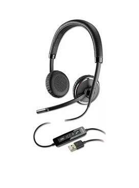 Brand new- Portronics Blackwire C520-M headset optimised of microsoft