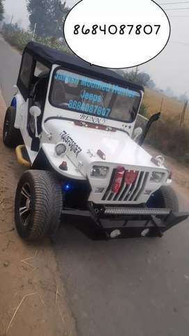 Modified Willy Jeep Ready on Order