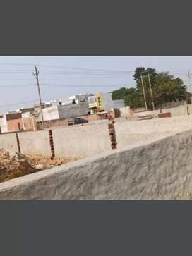 Plot available in noida extension Just 1 min distnse from prposed mtro