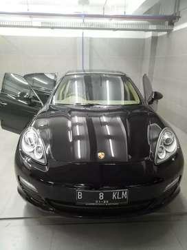 Porsche Panarema 3.6L 2012