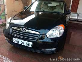 Doctor Driven Hyundai Verna 2007 Petrol Good Condition