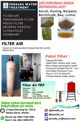 Filter Air atau saringan air