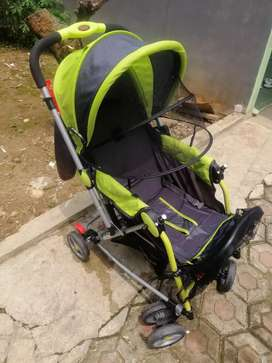 Does Stroller Baby, cocok buat baby anda