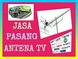 Agen Pasang Sinyal Antena TV HD