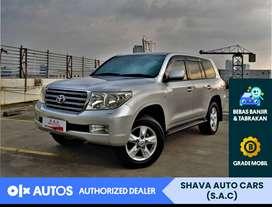 [OLX Autos] Toyota Land Cruiser 2008 4.5 V8 M/T Silver #Shava