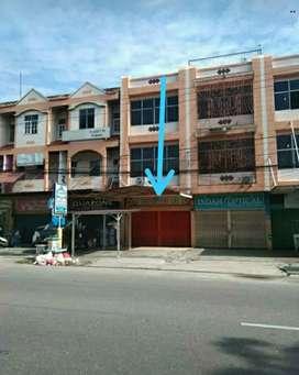 ruko murah sekali jl harapan raya,kondisi super ,kota Pekanbaru