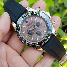 Rolex Oyster perpetual Cosmograph Daytona strap rubber