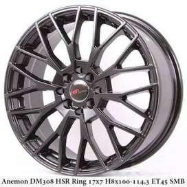 ANEMON DM308 HSR R17X7 H8X100-114,3 ET45 SMB