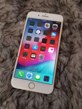 Apple iPhone 7+ 128GB golden awesome condition